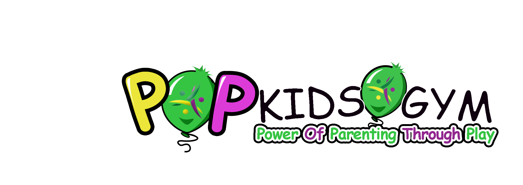 Pop Through Play Kids Gym